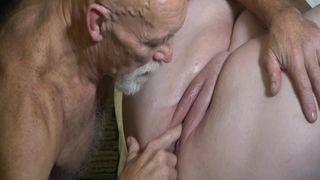 Порно Ролики Старики